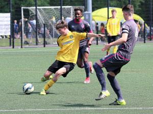 Under 18s Football