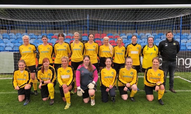 Womens 1st Team